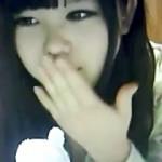 【ニコ生動画】超童顔なのに推定Gカップ!!女子大生オッパイの谷間がすげぇwwww