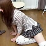 【ニーソ動画】久しぶりに再開したJCの姪っ子が超絶エロくなってた件www