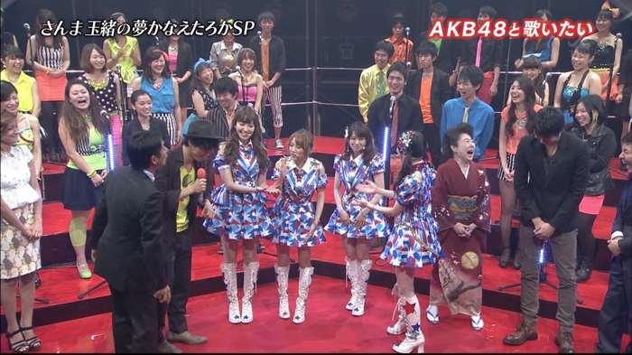 さんま珠緒_AKB48_テレビキャプチャ:xvideos&FC2エロ動画-画動-04