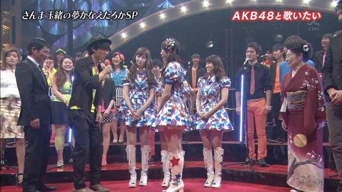さんま珠緒_AKB48_テレビキャプチャ:xvideos&FC2エロ動画-画動-05