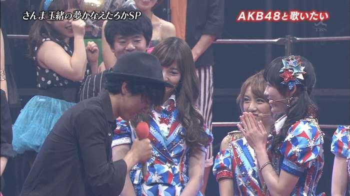 さんま珠緒_AKB48_テレビキャプチャ:xvideos&FC2エロ動画-画動-06