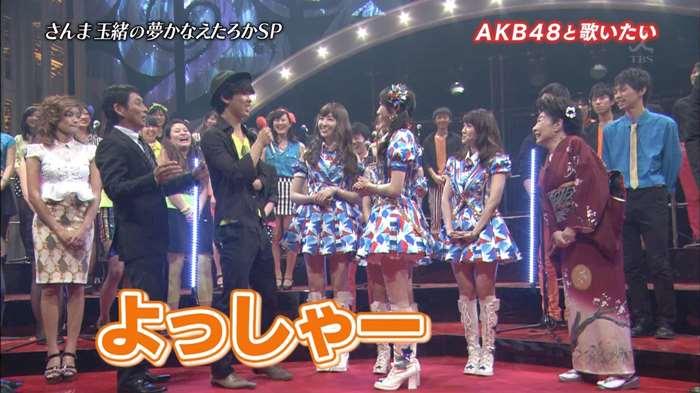 さんま珠緒_AKB48_テレビキャプチャ:xvideos&FC2エロ動画-画動-07