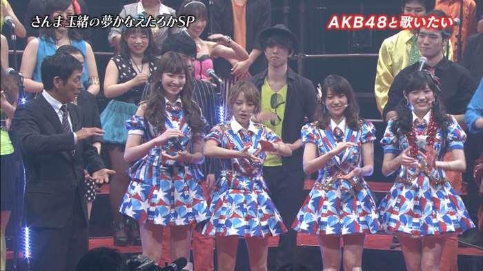 さんま珠緒_AKB48_テレビキャプチャ:xvideos&FC2エロ動画-画動-10