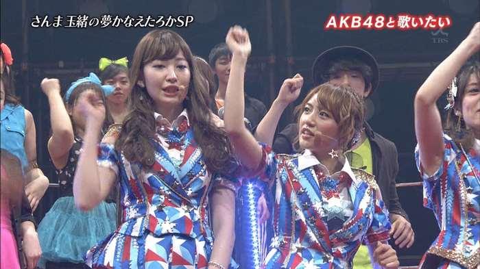 さんま珠緒_AKB48_テレビキャプチャ:xvideos&FC2エロ動画-画動-11