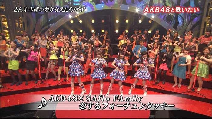 さんま珠緒_AKB48_テレビキャプチャ:xvideos&FC2エロ動画-画動-12