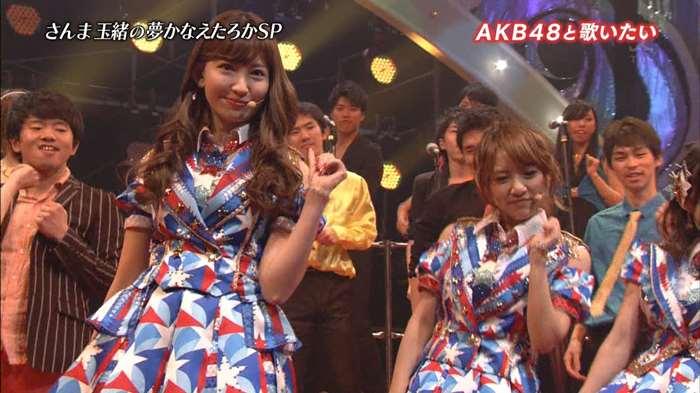 さんま珠緒_AKB48_テレビキャプチャ:xvideos&FC2エロ動画-画動-13