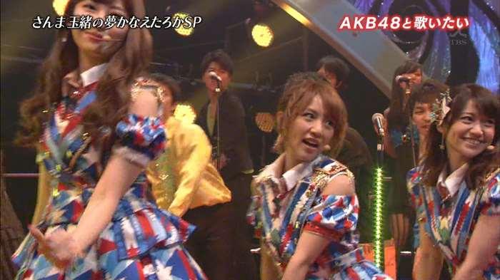 さんま珠緒_AKB48_テレビキャプチャ:xvideos&FC2エロ動画-画動-14