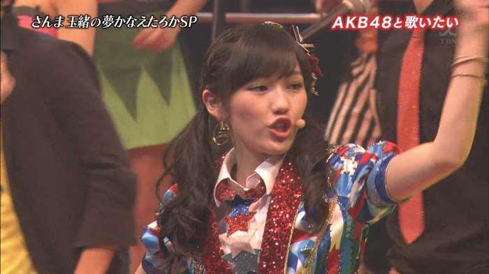 さんま珠緒_AKB48_テレビキャプチャ:xvideos&FC2エロ動画-画動-17