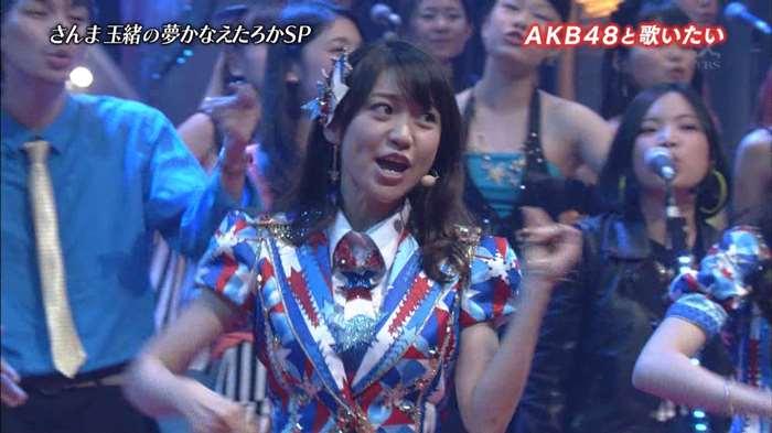 さんま珠緒_AKB48_テレビキャプチャ:xvideos&FC2エロ動画-画動-19
