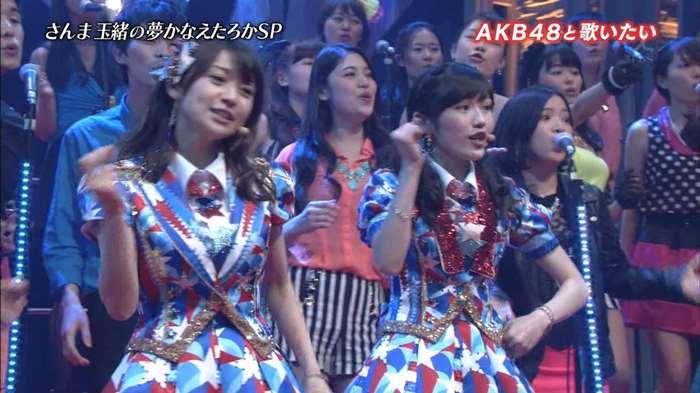 さんま珠緒_AKB48_テレビキャプチャ:xvideos&FC2エロ動画-画動-21