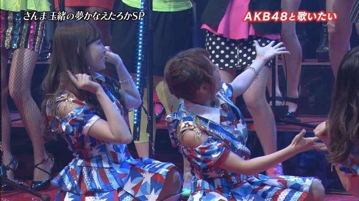 さんま珠緒_AKB48_テレビキャプチャ:xvideos&FC2エロ動画-画動-23