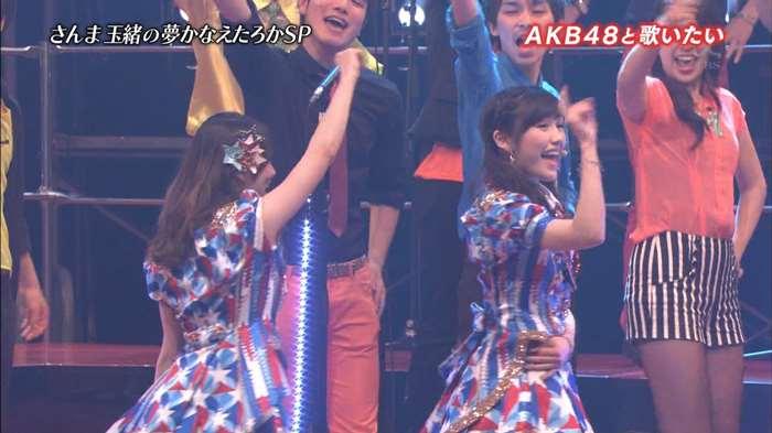 さんま珠緒_AKB48_テレビキャプチャ:xvideos&FC2エロ動画-画動-25