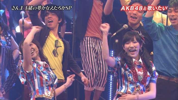 さんま珠緒_AKB48_テレビキャプチャ:xvideos&FC2エロ動画-画動-27