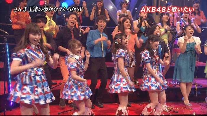 さんま珠緒_AKB48_テレビキャプチャ:xvideos&FC2エロ動画-画動-31