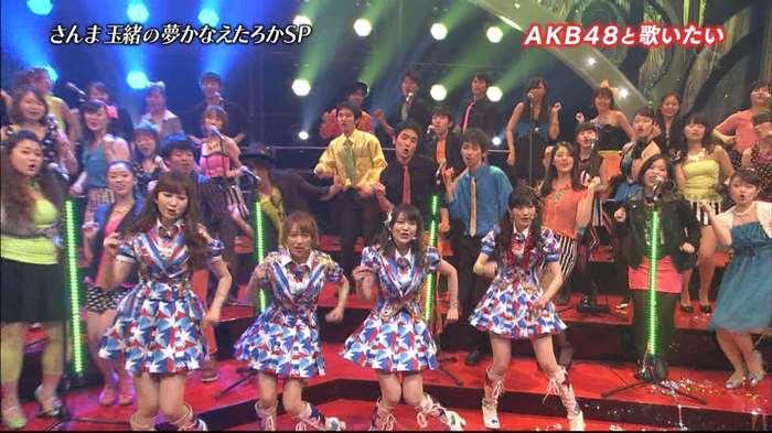 さんま珠緒_AKB48_テレビキャプチャ:xvideos&FC2エロ動画-画動-32