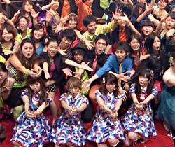 さんま珠緒_AKB48_テレビキャプチャ02