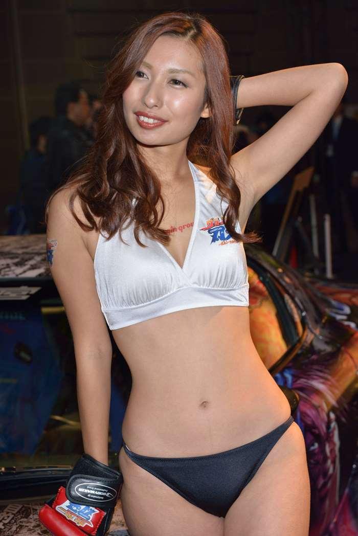 東京オートサロン2014_キャンギャル:xvideos&FC2エロ動画-画動-14