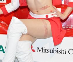 東京オートサロン2014_キャンギャル01