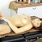 【紗倉まなAV動画】ショートカット美少女が偽エステで50分痙攣しっぱなしw大丈夫かこれwww