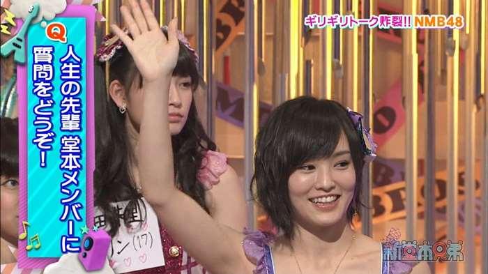 NMB48_堂本兄弟_キャプ画像:xvideos&FC2エロ動画-画動-48