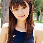 【スク水画像】尻に食い込み濡れたスクール水着に可愛い美少女…最高のコンボ発動www