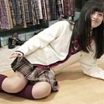 【動画アリ】橋本環奈がパンチラ披露wwJC風のミニスカート制服が捲れて千年に一度の下着公開w