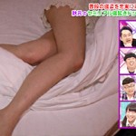 【動画アリ】4月27日放送『乃木坂って、どこ』で乃木坂46秋元真夏の寝起きドッキリで太ももがエロいww