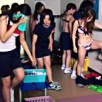 【JK着替え画像】部活や体育の授業…更衣室などで着替える女子校生を隠しカメラで盗撮した画像