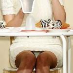 【筧美和子画像】無防備なパンチラとソフトクリームを舐めながらフェラ顔ww