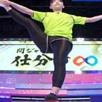 【動画アリ】5月17日放送『仕分け∞』で乃木坂46ねねころこと伊藤寧々がY字バランスでくぱぁwww