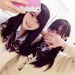 【JK写メ画像】Twitterで可愛い女子校生の写メ撮りとプリクラ発見したwww