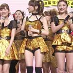 【後藤真希画像】劣化と騒がれたゴマキが『テレ東 音楽祭』で可愛い、着衣巨乳、エロ太ももで復帰ww