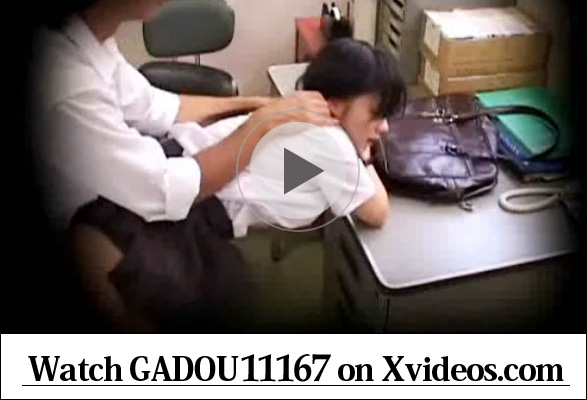 【xvideos盗撮動画】生徒指導で怯えるJCに性行為をした問題教師のハメ撮り盗撮流出…