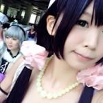 【五木あきら画像】C86コミックマーケットでラブライブ!東條希コスプレが可愛すぎたww