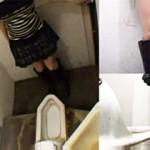 【女子寮盗撮動画】リアル臭作ww女子大生が住む各自の部屋やトイレ、浴室に隠しカメラ設置…