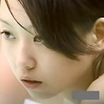 【露天風呂盗撮動画】全盛期の安室奈美恵に激似過ぎる可愛い10代素人を隠し撮り盗撮…