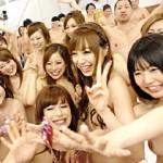 【乱交AV動画】男の憧れバコバコバスツアーで浴衣姿のトップAV女優と一般素人が大乱交ww