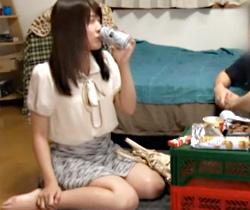 【茅ヶ崎りおんAV動画】20歳以下のロリ可愛い少女をマジ口説き連れ込み→隠し撮りSEXを無断で販売…