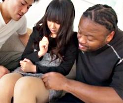 【赤西涼AV動画】初めて見る黒人の衝撃的な巨根で震えが止まらなくなったレベルが違うセックスww