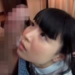 【なごみAV動画】中学生みたいな見た目の少女がおちんちん中毒!?ロリコン達から乱交中出しファック!!