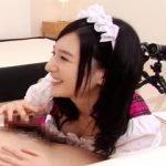 【古川いおり AV動画】清純派女優が制服着て童貞オヤジを優しくご奉仕しちゃうw