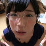 【永井みひなAV動画】少し触られただけでイッテしまう超敏感なメガネ美少女とセックスしたら100回ぐらいイッたんだがw